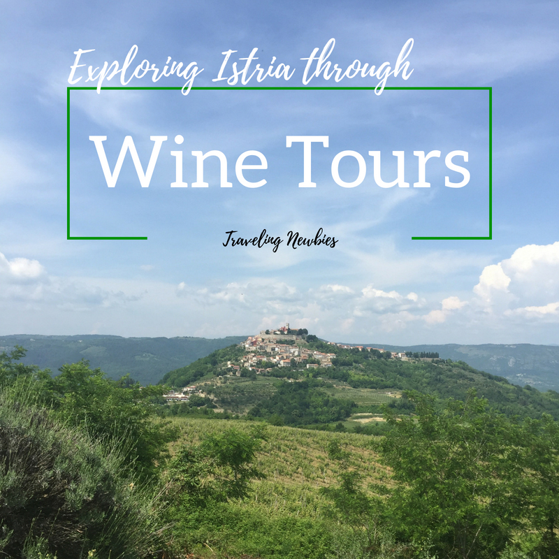 Traveling Newbies Wine and Dine Through the Istrian Peninsula in Croatia