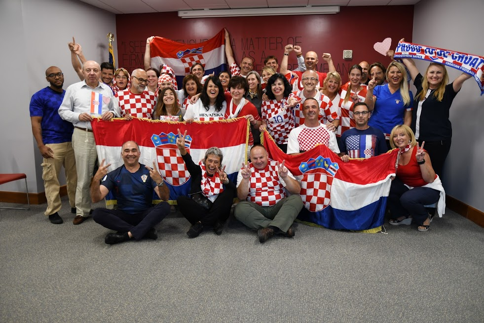 Photo credit:  U.S. Embassy Zagreb