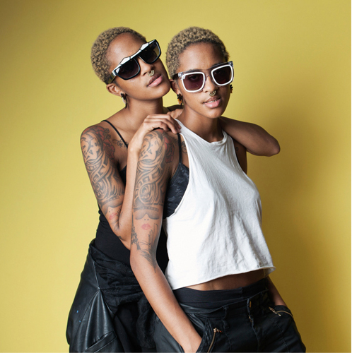 COCO & BREEZY<strong>NYC</strong>