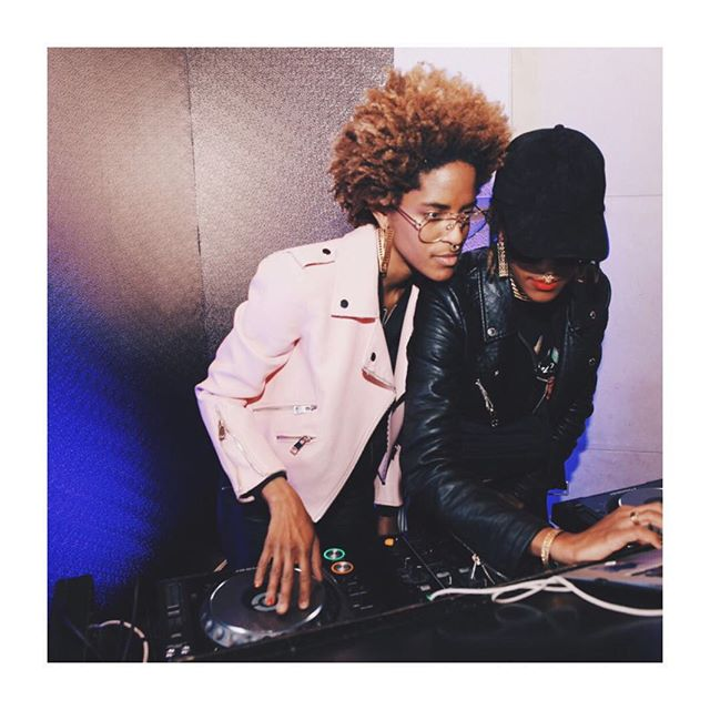 Catch rockstars @cocoandbreezy spinning for @samsungusa #SummerFridays with @micahjesse tomorrow . . . . . . . . #femaledj  #thebks #dj #internationaldj #agency #artistmanagement #music #model #femaleagency #girlpower #talent #style #girl #look #event #party #club #music #housemusic  #hiphop #turntablists #djlife #dancemusic #djlifestyle #djs #djing  #fashion #fashiondj #realdjs