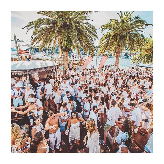 We just joined @theyachtweek in Croatia this week. Spinning for Carpe Diem Riviera White party tomorrow and wednesday in Hvar. . . . . . . . . . #femaledj  #thebks #dj #internationaldj #agency #artistmanagement #music #model #femaleagency #girlpower #talent #style #girl #look #event #party #club #music #housemusic  #hiphop #turntablists #djlife #dancemusic #djlifestyle #djs #djing #nyfw #lfw #fashion #fashiondj #realdjs