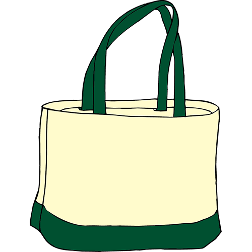 Bottom Trim Tote