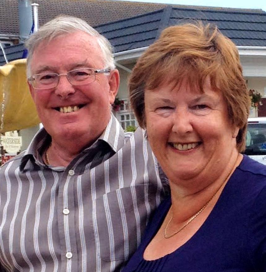 Ken & Sue Lewis