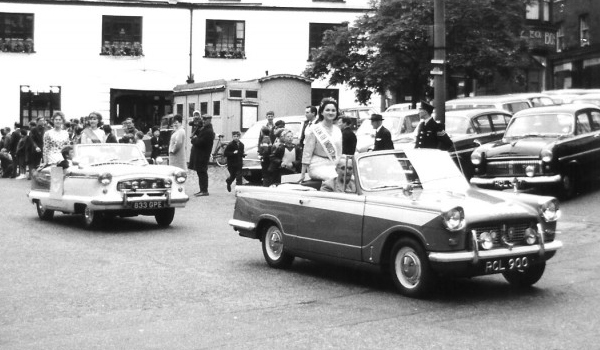 Lord Mayor's Procession, 1960 (Credit: http://carnivalarchive.org.uk/norfolk-archive)
