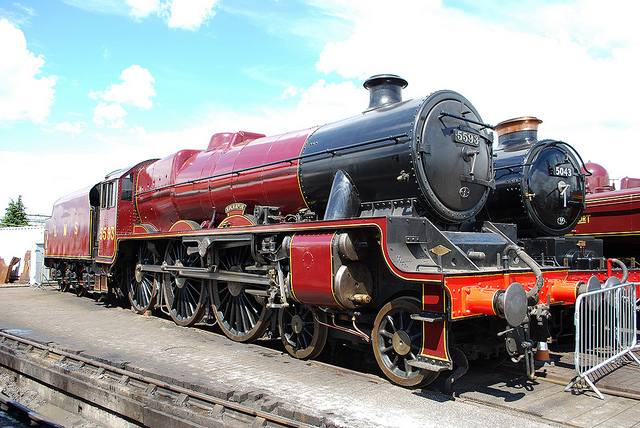Proposed railway attraction, close to our holiday lodges