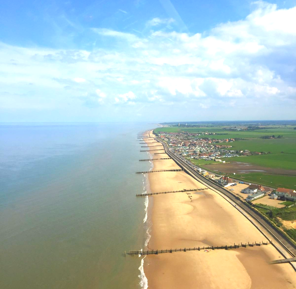 Image: escape to the North Norfolk Coast with your family and friends