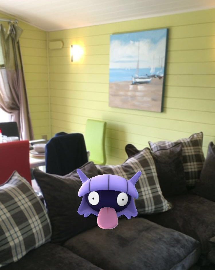 Pokemon Go can even be found in our show home at Tingdene Broadlands in Suffolk! Why not pop down to the coast and take a stab at Pokemon at our parks! There are many to be found! Clue: There is one at the Marina in Oulton Broad! NR33 9JY
