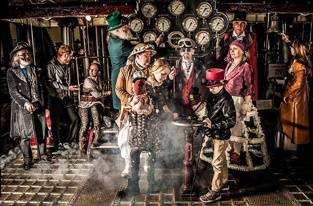 Steampunk Essextroardinaire
