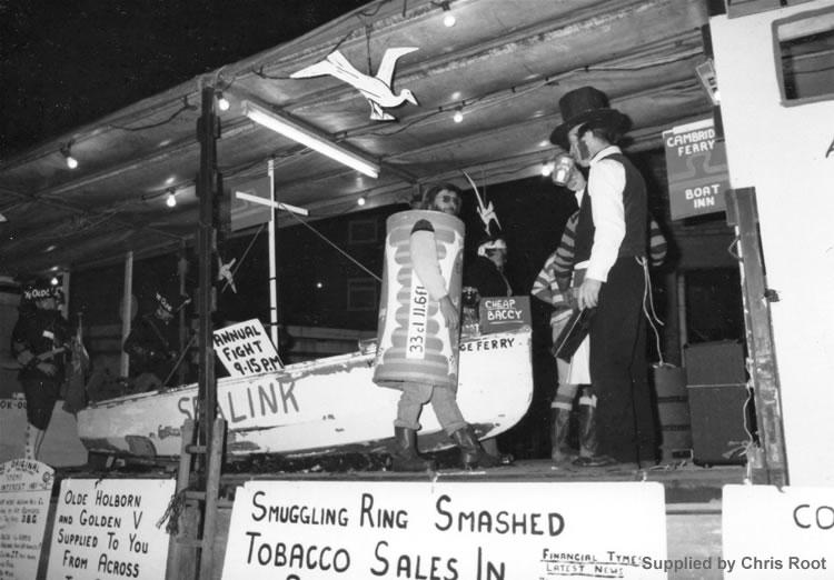 Harwich Guy Carnival - 1985