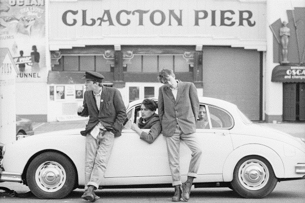 Above: memories of Clacton, when did you first visit the Essex coast?