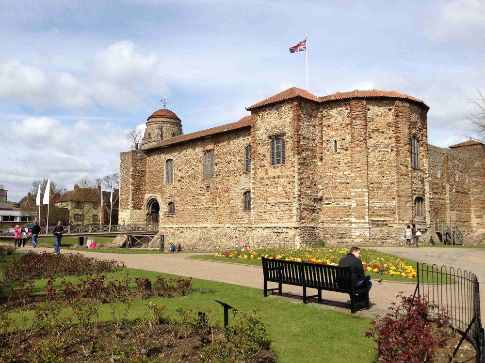 Colchester Castle Museum -  Source