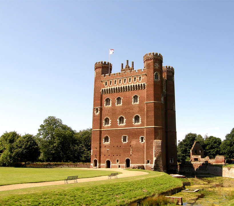 Tattershall Castle -  Source