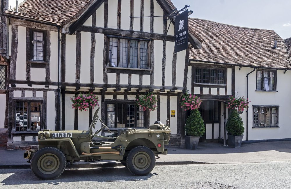 The Swan Hotel & Spa, Lavenham -  Source