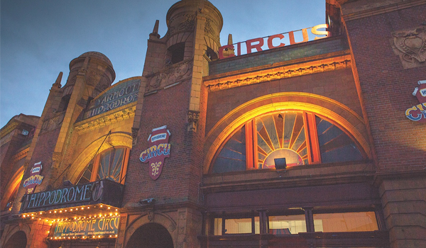 Hippodrome Circus -  Source