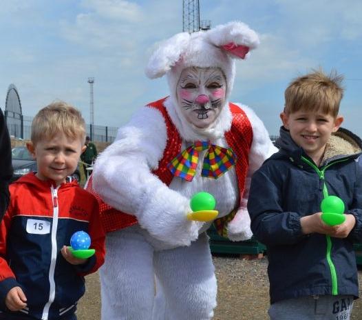 Source:http://www.discoverlandguard.org.uk/latest-news/landguard-spring-fun/