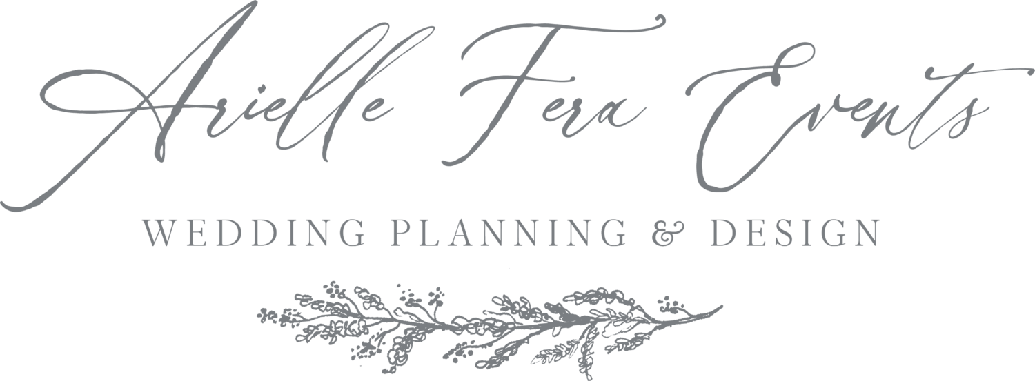 Arielle Fera Events | Wedding Planning & Design