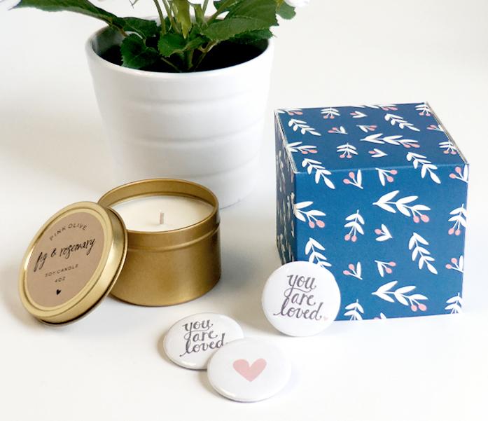 packaging design for greetabl