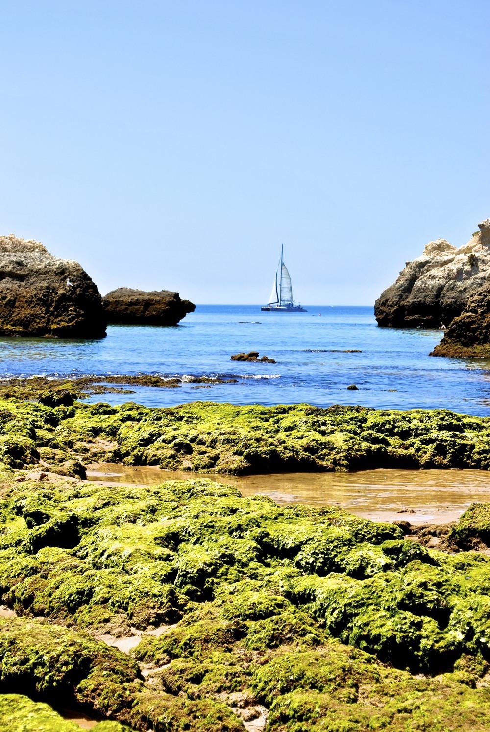 Praia da Rocha, Portugal