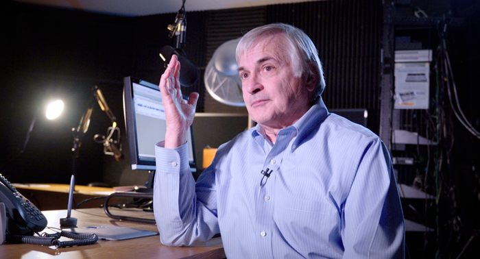 Seth Shostak of the SETI Institute