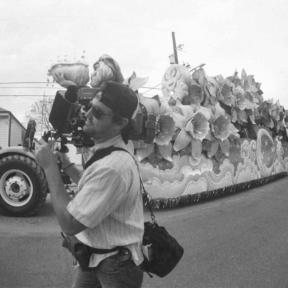 Cameron Wheeless - Director of photography, editorB.A., University of New Orleans, 2011