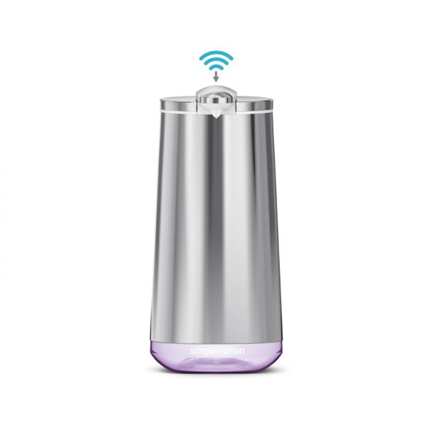 SimpleHuman Foam Cartridge Sensor Pump  - $ 50.00 www.simplehuman.com (877) 988-7770