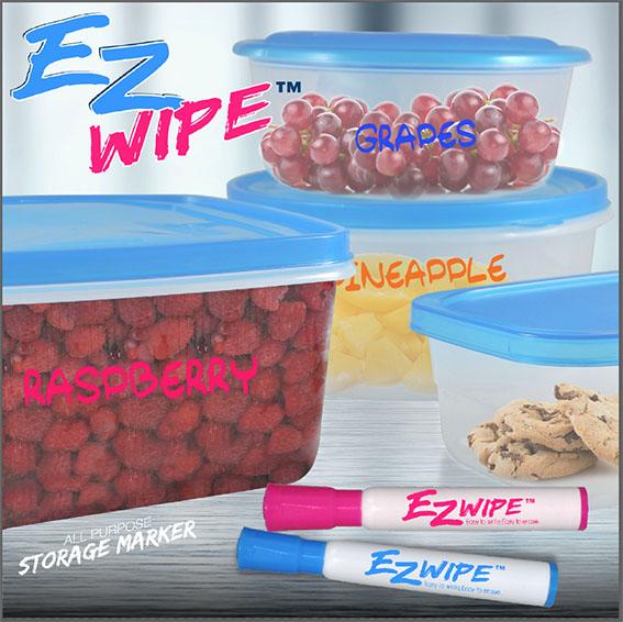 EZ Wipe Marker - $2.99-$39.99 www.Storallsolutions.com (800) 336-4726