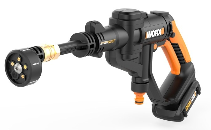 Worx Hydroshot Portable Power Cleaner - www.Worx.com   $119.99  Worx.com & Amazon(855) 279-0505
