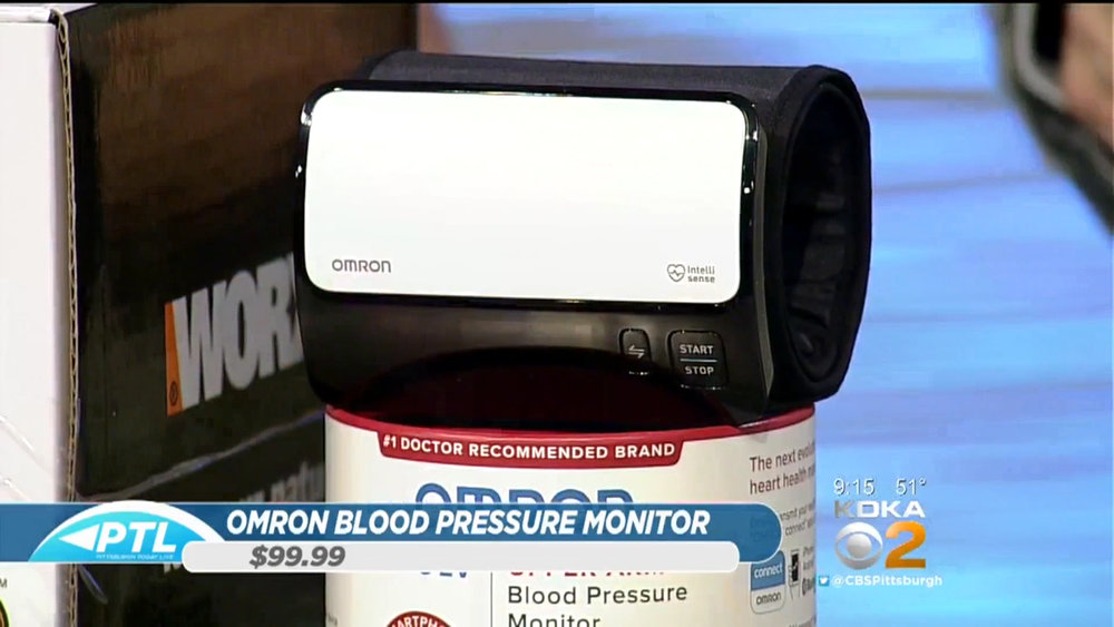 Omron Healthcare Evolv Blood Pressure Monitor - $99.99(866) 216-1333Visit Website