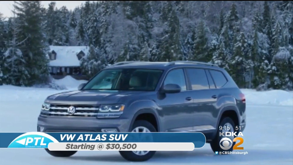 Volkswagen Atlas SUV - Starting at $30,500(800) 822-8987www.vw.com/atlas
