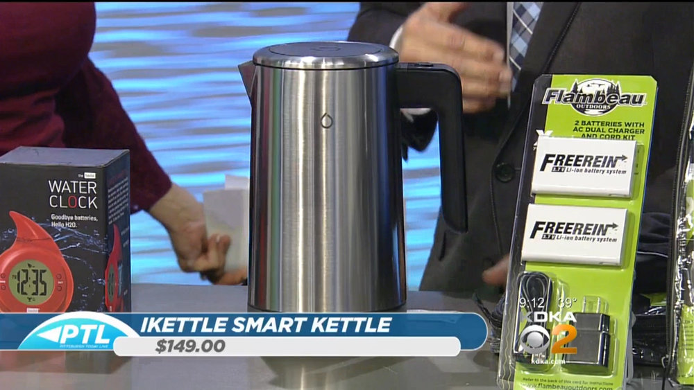 iKettle Smart Kettle  - $149.99Shop Now