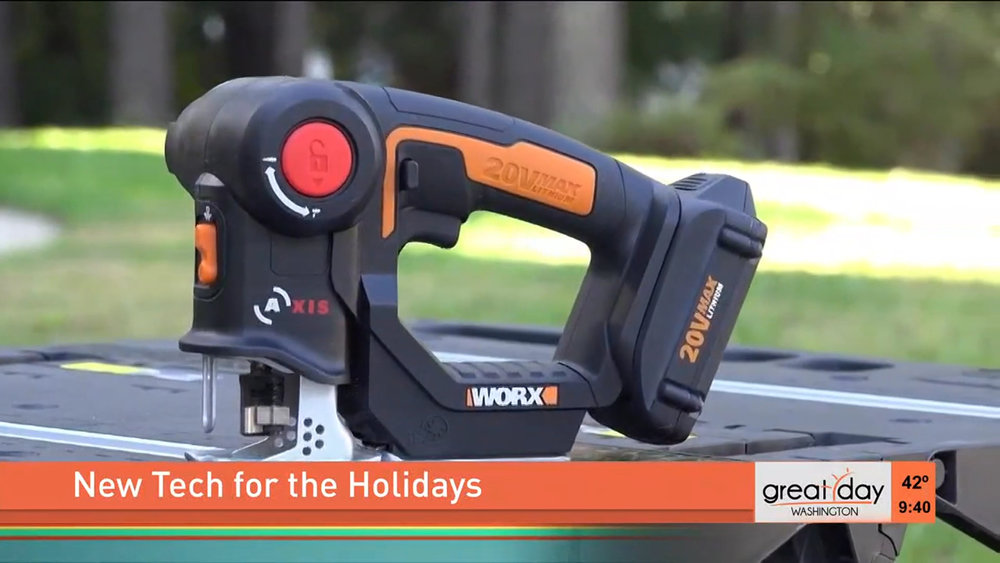 Worx Axis Jigsaw & Reciprocating Saw - $99.99Shop Now