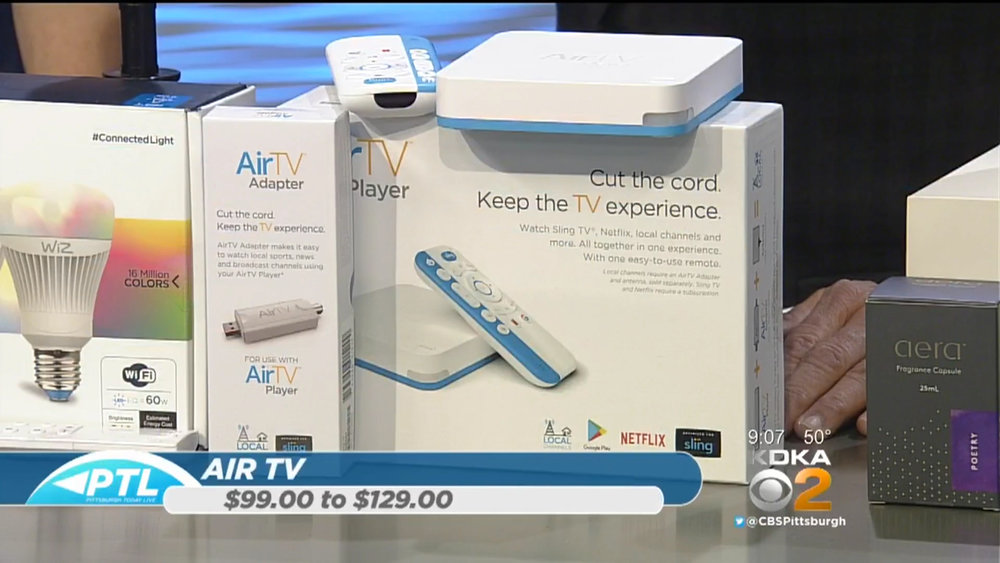 AIR TV (GET FREE LOCAL TV CHANNELS)  - Starting at $99.00Shop Now
