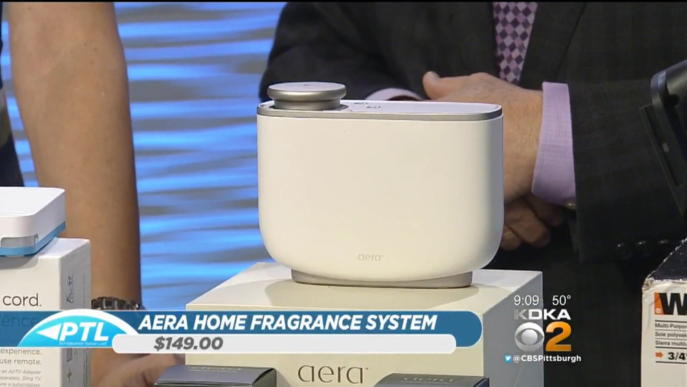 AERA SMART HOME FRAGRANCE SYSTEM  - $149.00Shop Now
