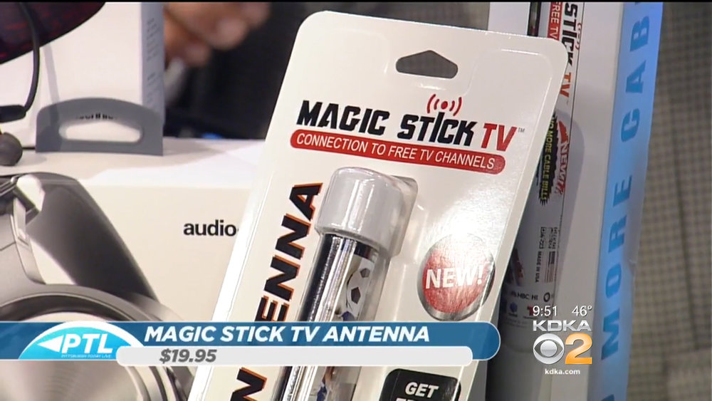 MAGIC STICK TV ANTENNA - Starting at $19.95Shop Now