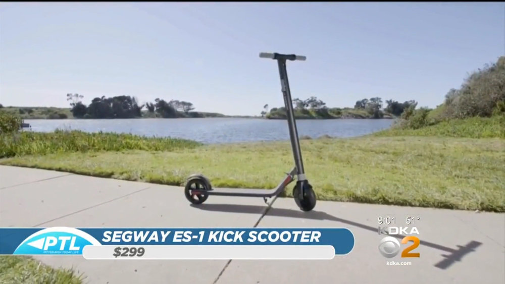 SEGWAY ES-1 KICK SCOOTER - $299Shop Now