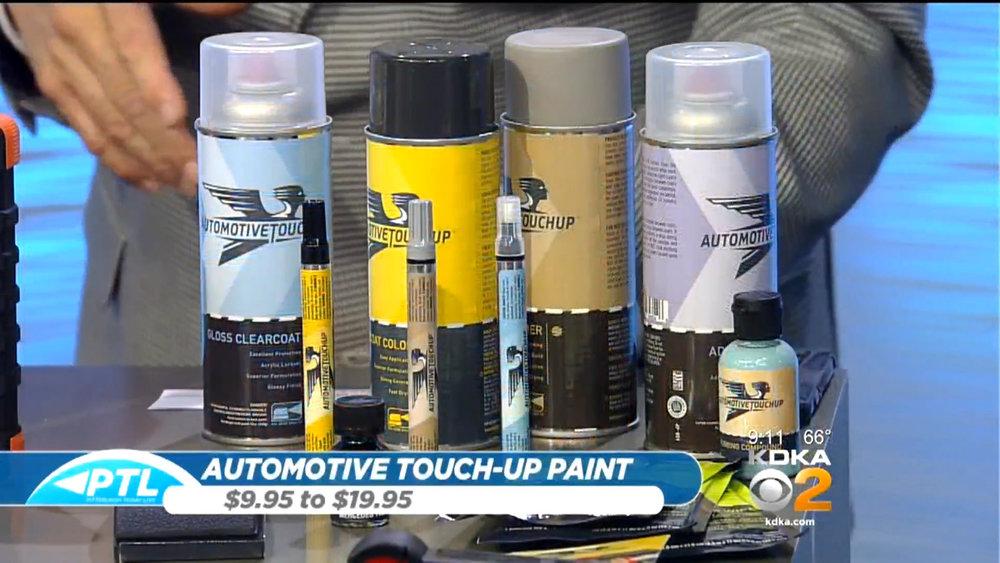 AUTOMOTIVE TOUCH-UP PAINT - $9.95 to $19.95Shop Now