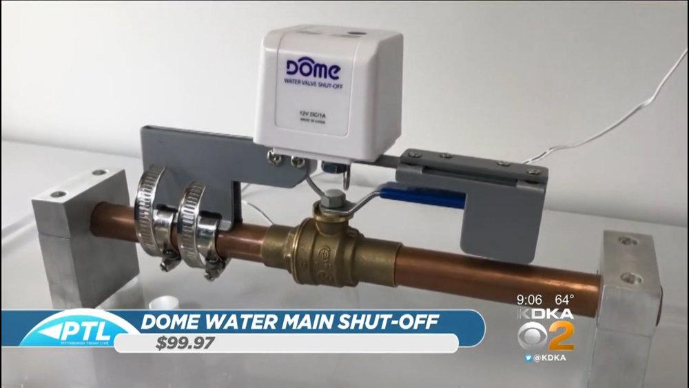 DOME WATER MAIN SHUT-OFF - $99.97Shop Now
