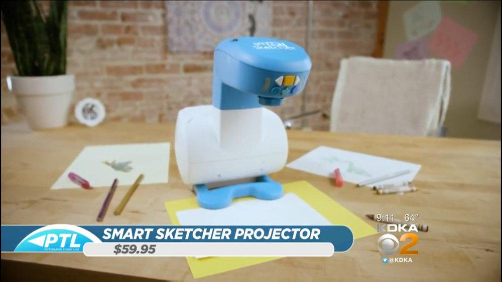 SMART SKETCHER PROJECTOR - $59.95Shop Now