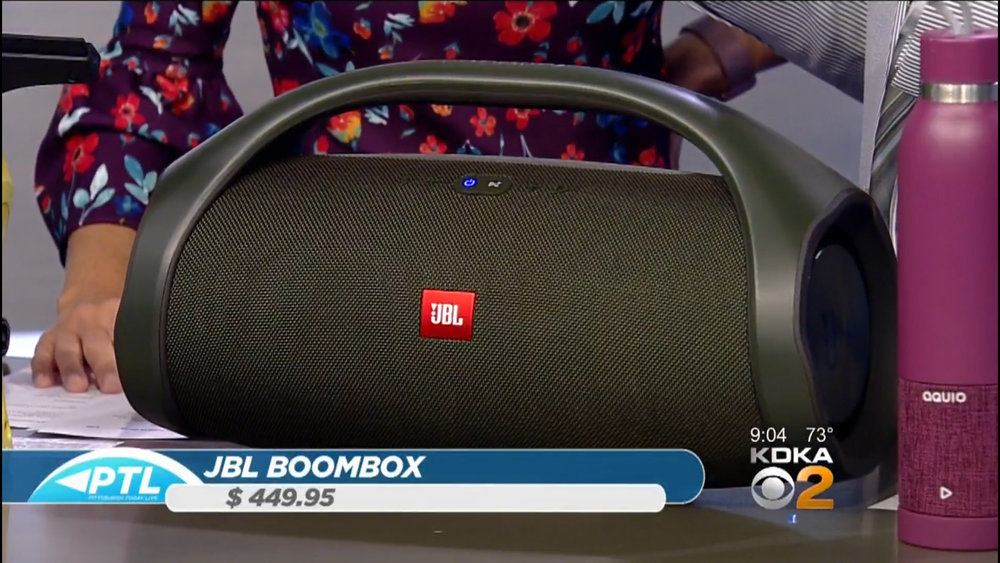 JBL BOOMBOX - $449.95Shop Now