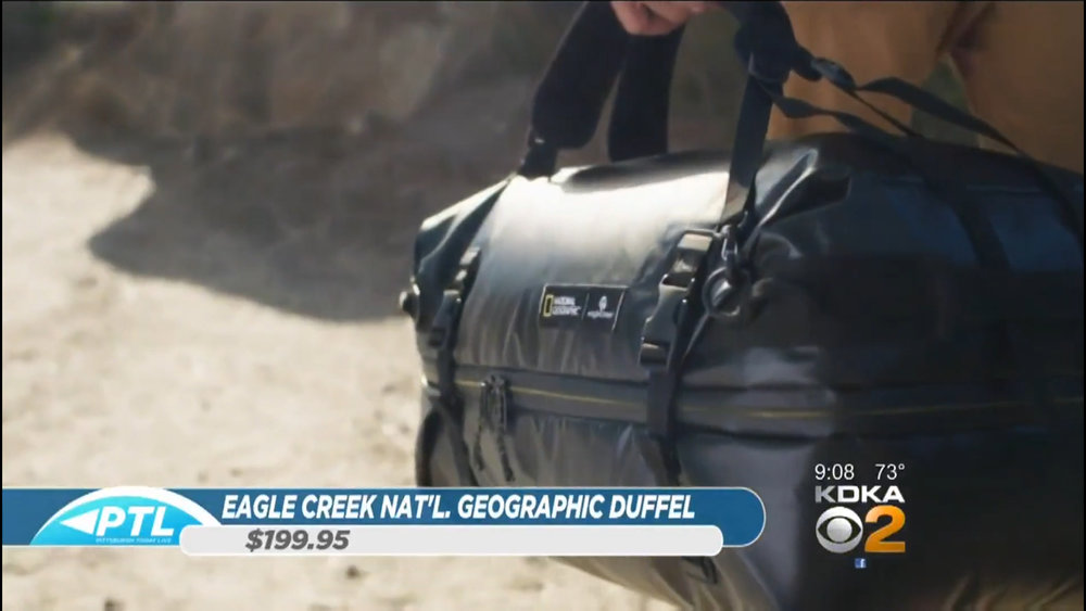 EAGLE CREEK NATIONAL GEOGRAPHIC DUFFEL - $199.95Shop Now