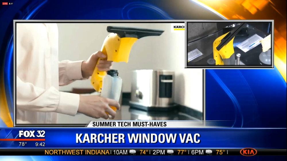 KARCHER WV1 WINDOW VAC - $79.99Shop Now
