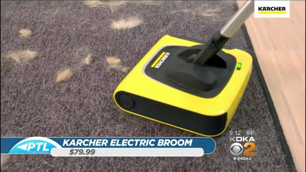 KARCHER KB5 ELECTRIC BROOM - $79.99Shop Now