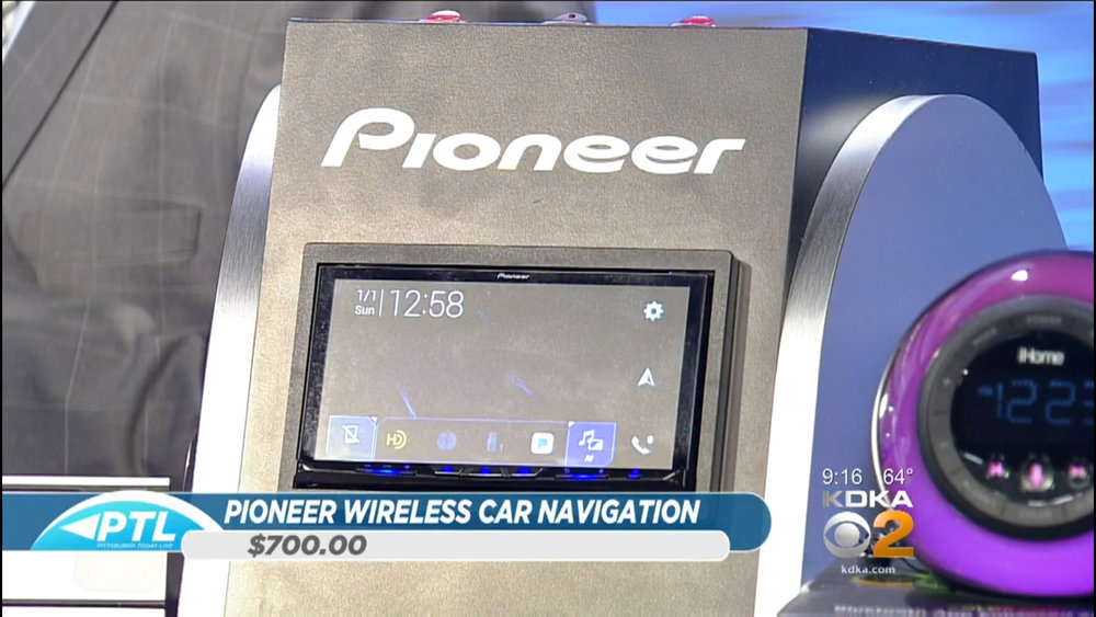 PIONEER WIRELESS CAR A-V NAVIGATION SYSTEM - Starts at $700Shop Now