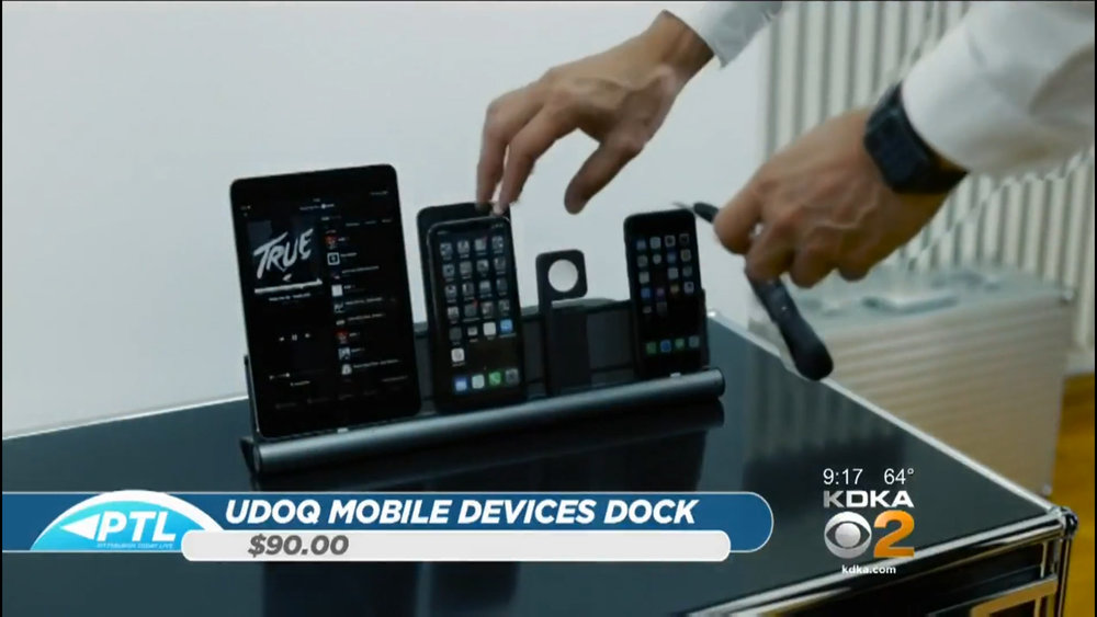 UDOQ – DOCK ALL of YOUR MOBILE DEVICES - Starts at $90Shop Now