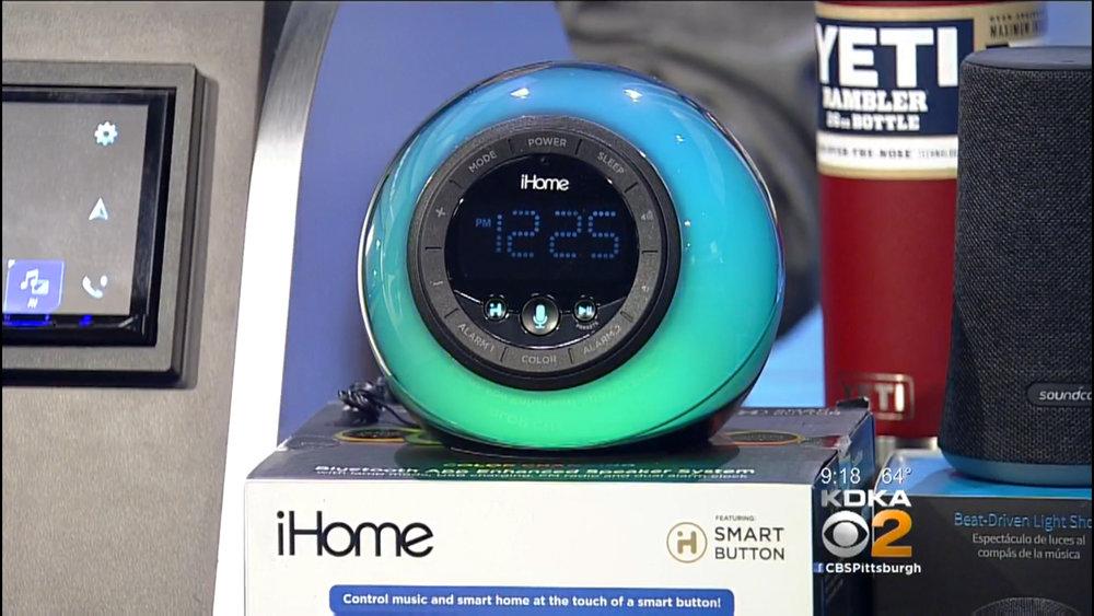 iHOME BLUETOOTH CLOCK RADIO iBT297 - $69.99Shop Now