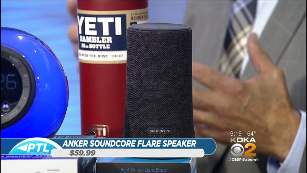 ANKER SOUNDCORE FLARE BLUETOOTH SPEAKER - $59.99Shop Now