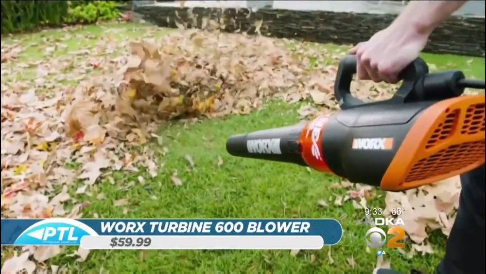 WORX TURBINE 600 BLOWER - $59.99Shop Now