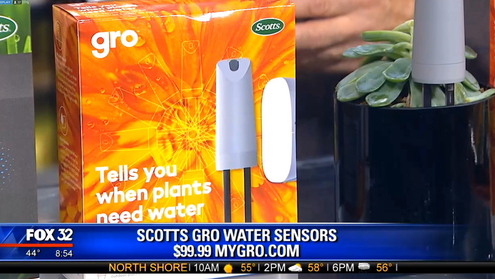 SCOTTS GRO WATER SENSORS - $99.99Shop Now