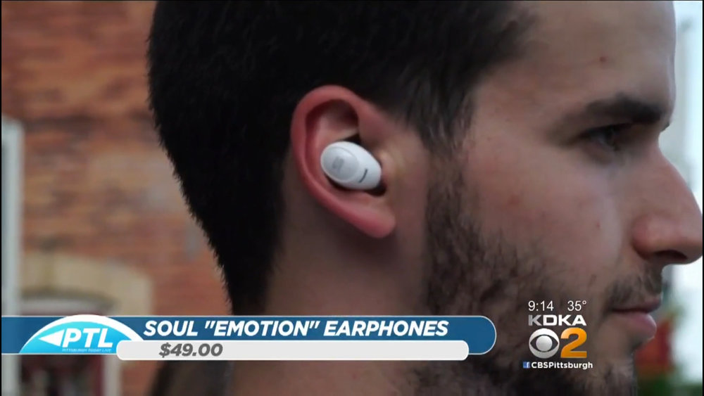 "SOUL ""EMOTION"" WIRELESS EARPHONES - $49.99Shop Now"