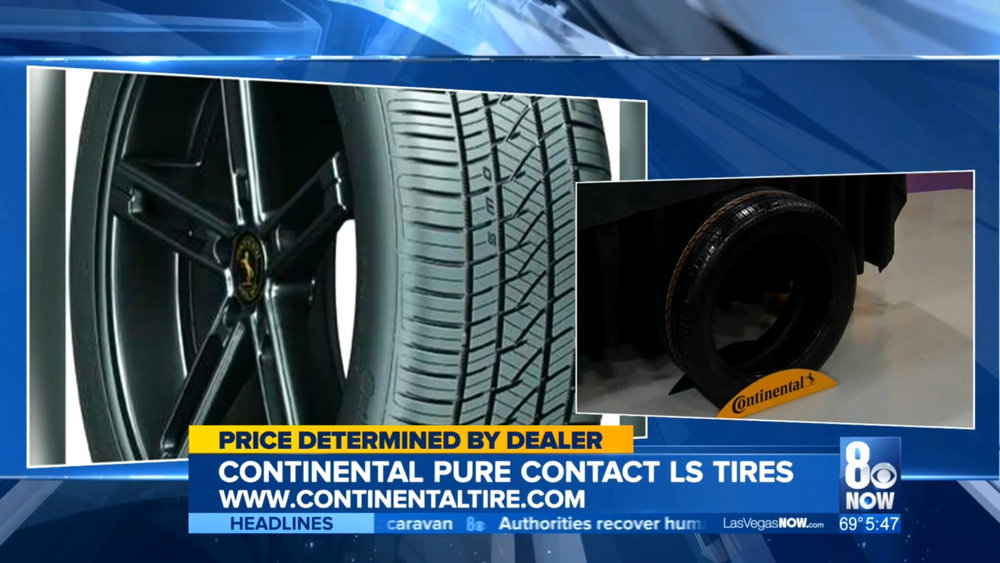 CONTINENTAL PURE CONTACT LS TIRES - Price determined by dealerShop Now